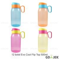 GOJEK Botol Minum 500 ml - Souvenir Ulang Tahun Anak - Cool Flip Top