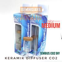 SKY Diffuser CO2 Aquascape By NAC - Medium