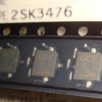 Transistor 2sk3476 UCF Final Alinco DJ 195 196 Icom V8 Weirwei