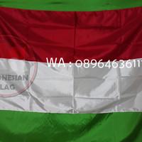 bendera merah putih | 90x60cm | bahan fillament | termurah | kualitas