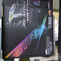 PAKET PC CPU RAKITAN GAMING AMD RYZEN 5 1600 B350F STRIX GTX 1060 6GB