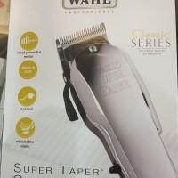 Alat potong rambut ORIGINAL WAHL Clipper Super Taper classic SeriesUSA