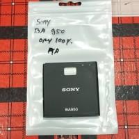 Baterai sony ba950 ba 950 xperia ZR original 100% battery battle batre