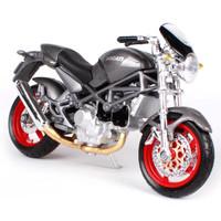Jual Diecast Miniatur Motor Ducati Monster S4 Skala 1/18 Maisto