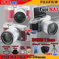 Fujifilm X-A3 Kit 16-50mm PAKET OKE