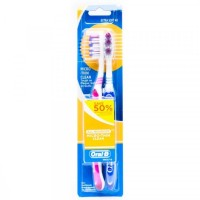 Oral B Sikat Gigi All Rounder Microthin Clean Isi 2