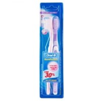 Oral B Sikat Gigi Gum Protect 40 Extra Soft Blister Card Isi 1