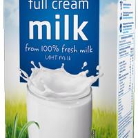 Susu UHT Greenfields Full Cream @ 1 liter
