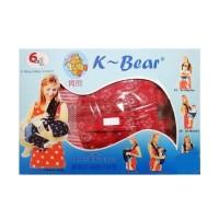 GENDONGAN K BEAR 6 IN 1 / MULTI FUNCTION BABY CARRIER