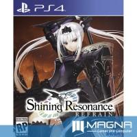 PS4 Game - Shining Resonance Refrain