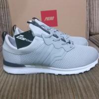 Sepatu Running Fashion Piero Terraflex Limestone White Original