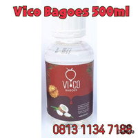Vico Bagoes 500ml - Diet Keto