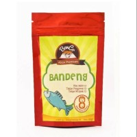 Abon Bayi Premium Bonco Rasa Bandeng - Makanan Organik