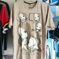 T-Shirt Distro Kaos Anime TAKAGI-SAN