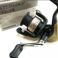 Reel SHIMANO HYPERLOOP 2500 FB katrol pancing 2500FB made in Malaysia