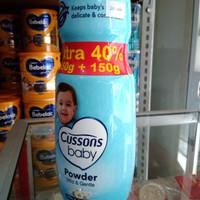 Cusson Baby Powder Blue 350gr
