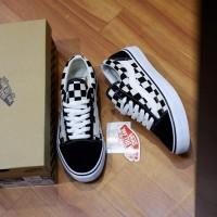 Sepatu Vans Old Skool V36CL+ Checkerboard Japan Market Original BNIB!