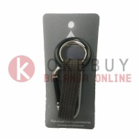 Carabiner Eiger IRG0185 Bottle Carabiner With Carrier 6mm Keychain