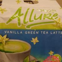 Esprecielo Allure | vanilla | green tea | latte | isi 14 | 336 gram