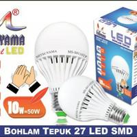 Bohlam LED Sensor Tepuk 10W MS-S0110 Mitsuyama