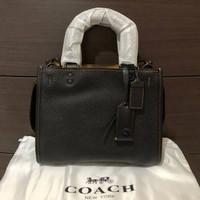 Coach Rogue 25 in Black