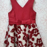 Dress pesta anak cewek /dress pesta anak /dress cewek /dress import