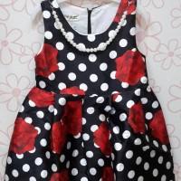 Dress pesta anak cewek / dress pesta anak / dress cewek / dress import