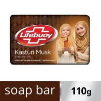 Lifebuoy Bar Soap Kasturi Musk 110gr Unilever
