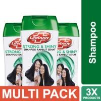 Lifebuoy Shampoo Strong & Shiny 70ml - Multi Pack Unilever