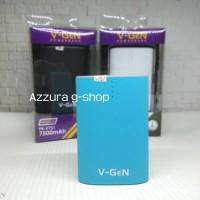 Powerbank Vgen V10K5 10000mAh /Original V-gen Power Bank 10000 mAh