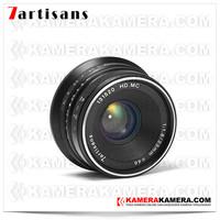 7Artisans 25mm f1.8 for Fujifilm X Lensa 7Artisans 25mm f1.8 for FUJI