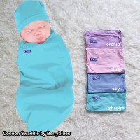 Bedong Instan Bayi Cocoon Swaddle
