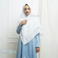 HOT PRODUCT Athiyyah Khimar Alice Pearl hijab khimar jilbab kerudung