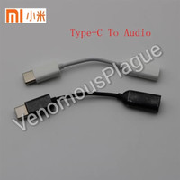Adapter Converter Headset Earphone Xiaomi Mi6 Type C to 3.5mm ORIGINAL