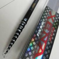 Rod Joran Pancing Tegek Custom Maguro XENA Carbon 3 Way Zoom