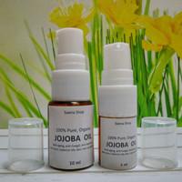 5 mL Jojoba Oil 100% Pure Organic // Minyak Jojoba murni