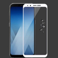 Tempered Glass Full 3D Samsung Galaxy A6 2018 Anti Gores Curved Warna