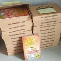 Ready Buku CATATAN BISNIS YANG BIKIN LARIS + Peluang Bonus - Saptuari