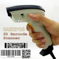 CASHPOS 1D & 2D & QR High Quality Convenient Barcode Scanner FG2804