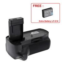 Meike Battery Grip MK-1100D For Canon 1100D - 1200D - 1300D - BG-E3N