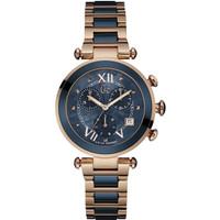 Jam tangan wanita Guess Collection Chorograph premium class ori BM