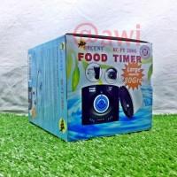 auto feeder food timer pemberi makan ikan otomatis skls warmtone resun