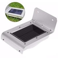 Lampu taman tenaga surya/ solar cell/Tembok/dinding/16 LED Waterproof