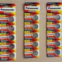 Baterai 2032 bateray 2016 batre 2025 merk Panasonic