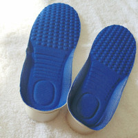 Sol sepatu peninggi badan 3cm - ALAS KAKI penambah tinggi BAHAN EMPUK