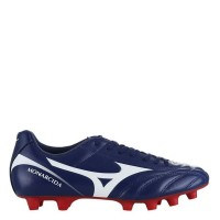 Sepatu Bola Original Monarcida 2 Fs Md (Wide) Mizuno Blue