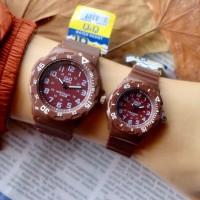 Jam tangan anak QnQ 0044 WB