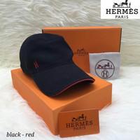 Topi Hermes Pria