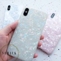 Pearl case ip iphone 5 5s se 6 6+ 6s+ 6s 7 7 plus 8 8+ X oppo softcase