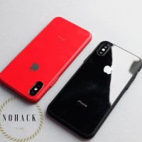 Glass mirror cool case ip iphone 6 6s 6+ 6 plus 7 8 + X HARD luxury